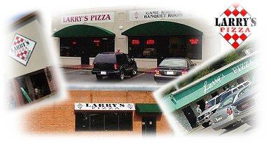 Larry's Pizza Locations